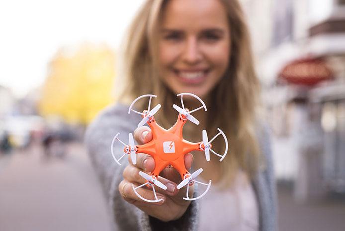 najlepszy dron