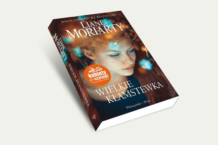 Wielkie kłamstewka Liane Moriarty