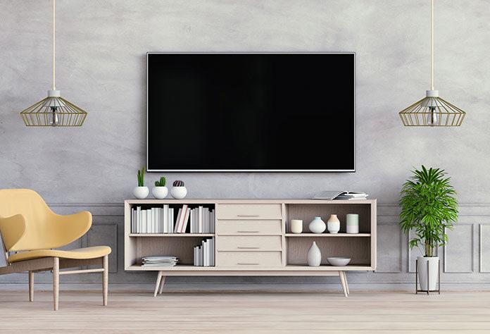 Q80R – QLED ze średniej półki