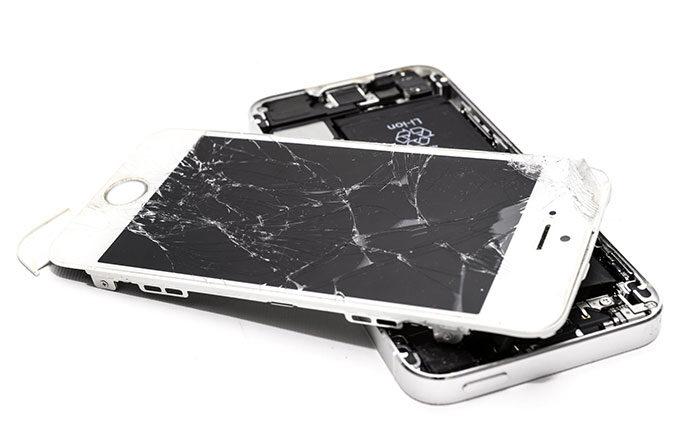 Wymiana szybki iPhone'a 6 w godzinę