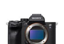 Aparat do nagrywania filmów w 4K Sony A7S III